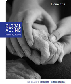 Global Ageing: Issues and Action (7(1) cover